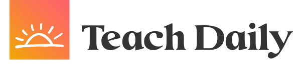 teach daily logo